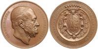 Haus Habsburg Bronzemedaille Franz Joseph I. 1848-1916.