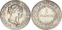 5 Franchi 1807 Italien-Lucca Elisa Bonaparte und Felice Bacciocchi 1805... 560,00 EUR kostenloser Versand