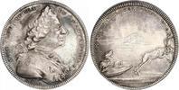 Silbermedaille 1715-1774 Frankreich Ludwig XV. 1715-1774. Schöne Patina... 270,00 EUR kostenloser Versand