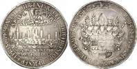 Breiter Taler 1661  M Münster-Bistum Christoph Bernhard von Galen 1650-... 500,00 EUR kostenloser Versand