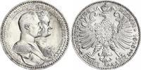 3 Mark 1915 Sachsen-Weimar-Eisenach Wilhelm Ernst 1901-1918. Vorzüglich  179.95 US$ 160,00 EUR  +  6.75 US$ shipping