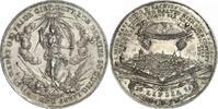 Silbermedaille 1650 Sachsen-Albertinische ...