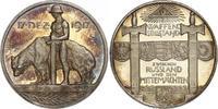 Silbermedaille 1917 Erster Weltkrieg Allge...