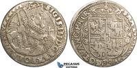 Ort (1/4 Taler) 1624 Poland Sigismund III ss  99,00 EUR  zzgl. 15,00 EUR Versand