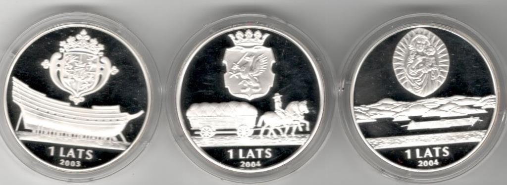 3x1Lats 2003,04,04 Latvia pp
