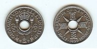 New Guinea 1/2 Penny