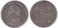 Sixpence 1787 Grossbritannien George III. 1760-1820 sehr schön +  50,00 EUR  +  5,00 EUR shipping
