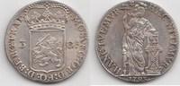 3 Gulden 1793 Niederlande-Utrecht, Provinz  Fast Stempelglanz  595,00 EUR  +  5,00 EUR shipping