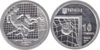 Ukraine 10 Hryven 10 Hryven 2004 Auf die Fussball WM 2006 in Deutschland