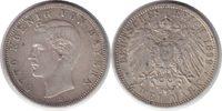 2 Mark 1899 Kaiserreich Bayern Otto 2 Mark 1899 D winz. Kratzer, vorzüg... 65,00 EUR  +  5,00 EUR shipping