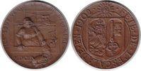 Schweiz Bronzemedaille Genf, Kanton Bronzemedaille 1902 Auf die 300 Jahrfeier der Escalade von 1602