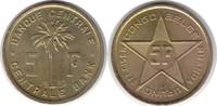 5 Francs 1952 Ruanda  Prachtexemplar. Fast Stempelglanz  65,00 EUR  +  5,00 EUR shipping