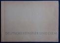 1944 Deutsches Reich Deutsche Künstler und die SS (Ausstellung Breslau) I-II
