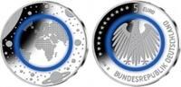 5 x 5 Euro 2016 DEUTSCHLAND 5 x 5 Euro 2016 Planet Erde Weltneuheit Pol... 209,90 EUR  zzgl. 6,00 EUR Versand