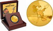 250 Dollar 2016 NIUE 250 $ 2016 Niue Mickey Mouse 2. Ausgabe ' Schneide... 1949,90 EUR  zzgl. 12,00 EUR Versand