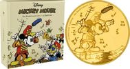 250 Dollar 2016 NIUE 250 $ 2016 Niue Mickey Mouse 1. Ausgabe ' Das Band... 1949,90 EUR  zzgl. 12,00 EUR Versand