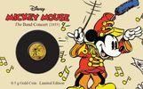 2,5 Dollar 2016 NIUE 2,5 $ 2016 Niue Mickey Mouse 1. Ausgabe ' Das Band... 67,50 EUR  zzgl. 5,00 EUR Versand
