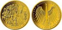 100 Euro 2016 DEUTSCHLAND 100 Euro BRD 2016 Gold UNESCO Altstadt Regens... 739,90 EUR  zzgl. 7,00 EUR Versand