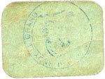 FRANZÖSISCHE NOTSCHEINE Fresnoy-le-Grand (02). Ville. Billet. 5 centimes s-ss
