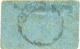 FRANZÖSISCHE NOTSCHEINE Guise (02). Ville. Billet. 10 centimes, rameau vers la droite s