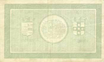 27.3.1917 FRANZÖSISCHE NOTSCHEINE Roubaix et Tourcoing (59). Billet. 10 francs du 27.3.1917, 9e série. N° 3550 vz