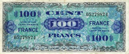 1945 BANKNOTEN DES SCHATZAMT (