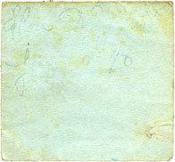 FRANZÖSISCHE NOTSCHEINE Beaurevoir (02). Commune. Billet. 1 franc s+