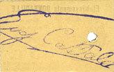 FRANZÖSISCHE NOTSCHEINE Bedarieux (34). Etablissements Donnadile. Fabrique de draps. 5 cmes I