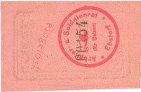 DEUTSCHLAND - NOTGELDSCHEINE (1914-1923) A - J Ebstorf. Arbeiter- und Soldatenrat. Billet. 5 mark n. d. I