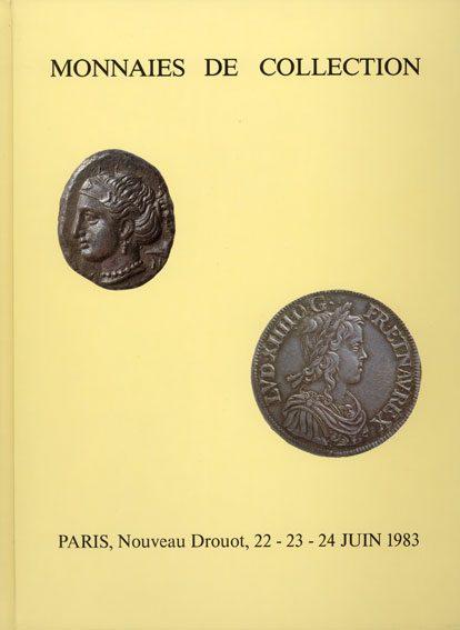 22-24 n. Chr. UNSEREM VERKAUFSKATALOGEN Vente aux enchères. Paris, 22-24 juin 1983
