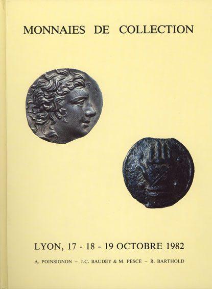 17-19 n. Chr. UNSEREM VERKAUFSKATALOGEN Vente aux enchères. Lyon, 17-19 octobre 1982