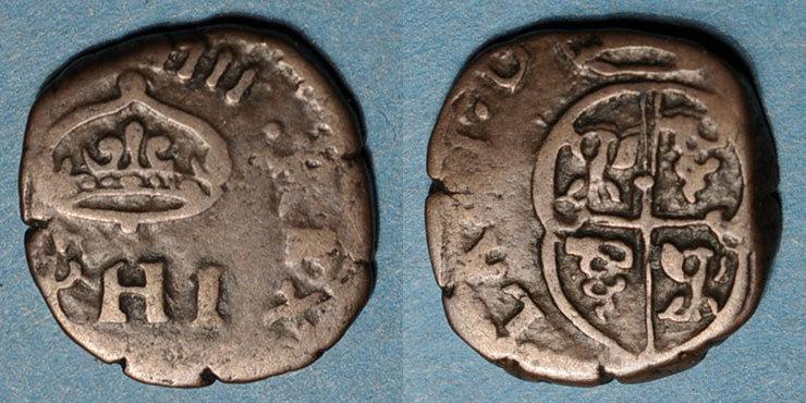 1621-1655 EUROPA Italie. Duché de Milan. Philippe IV, roi d'Espagne et duc de Milan (1621-1655). Sesino s+