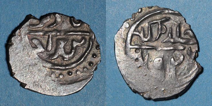 792H ISLAM Anatolie. Ottomans. Bayazid I (791-804H). Akce 792H s+