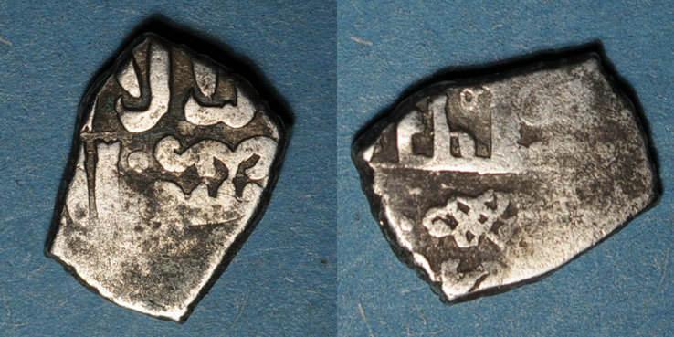 784-791H ISLAM Syrie. Mamelouks Burjites. Barquq (784-791H et 792-801H). Dirham s