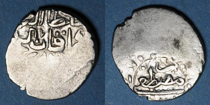 1031 ISLAM Anatolie. Ottomans. Mustafa I (2e règne 1031-1032H). Onluk (1031)H, (Qustantiniya) Décentré sinon ss