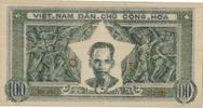 ANDERE AUSLÄNDISCHE SCHEINE  Vietnam. Banque vietnamienne - Viêt-Nam Dàn Chu Cong Hoa. Billet. 100 dong (1950