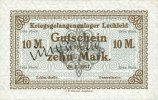 25.1.1917 GERMANY -  WAR PRISON CAMPS (1914-1918) Allemagne. Lechfeld.... 25,00 EUR  +  7,00 EUR shipping