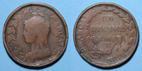 1795-99 FRENCH MODERN COINS Directoire (1795-99), UN décime surfrappé ... 120,00 EUR  +  7,00 EUR shipping