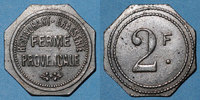 1922 FRENCH EMERGENCY COINS Marseille (13). Exposition Coloniale (1922... 75,00 EUR  +  7,00 EUR shipping