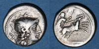 vers 157-155  v. Chr. ROMAN REPUBLIC République romaine. Monnayage ano... 50,00 EUR  +  7,00 EUR shipping