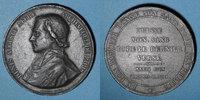 REVOLUTIONÄRE URKUNDEN und KRIEG VON 1870  Révolution de 1848. Mort Mgr Affre, archevêque. Médaille plomb. 51 mm