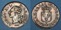 FRANZÖSISCHE KÖNIGLICHE MÜNZEN  Louis XVI (1774-1793). Liard 1778&. Aix