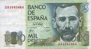 ANDERE AUSLÄNDISCHE SCHEINE  Espagne. Billet. 1 000 pesetas 23.10.1979 (1982)