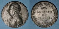 REVOLUTIONÄRE URKUNDEN und KRIEG VON 1870  Révolution 1789. Necker. Médaille en plomb