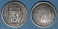 1917 KAISERREICH MÜNZEN Ahlen. Ville. 50 pfennig 1917 vz  6,00 EUR  zzgl. 7,00 EUR Versand