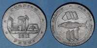 1811 EUROPA Cornouailles. Cornish mines. 1 penny 1811 Petits coups / l... 25,00 EUR  zzgl. 7,00 EUR Versand