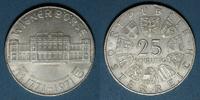 1971 EUROPE Autriche. République. 25 schilling 1971. '200e anniversair... 9,00 EUR  +  7,00 EUR shipping