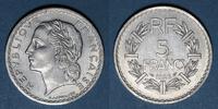 1946 FRENCH MODERN COINS Gouvernement provisoire (1944-1947). 5 francs... 4,00 EUR  +  7,00 EUR shipping
