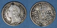 1759 A FRENCH ROYAL COINS Louis XV (1715-1774). 1/20 écu au bandeau 17... 120,00 EUR  +  7,00 EUR shipping
