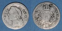 1744 A FRENCH ROYAL COINS Louis XV (1715-1774). 1/20 écu au bandeau 17... 80,00 EUR  +  7,00 EUR shipping